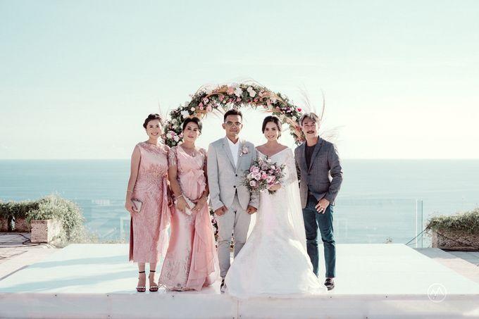 The Wedding of Stella & Fajar by Bali Eve Wedding & Event Planner - 023