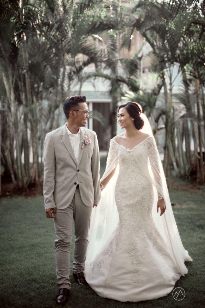 The Wedding of Stella & Fajar by Bali Eve Wedding & Event Planner - 027