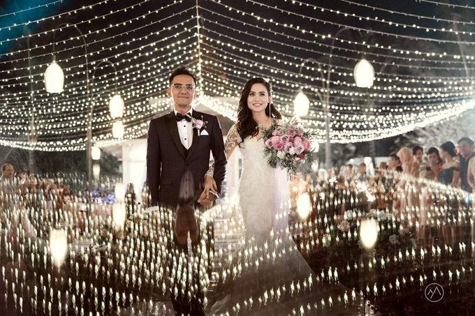 The Wedding of Stella & Fajar by Bali Eve Wedding & Event Planner - 030