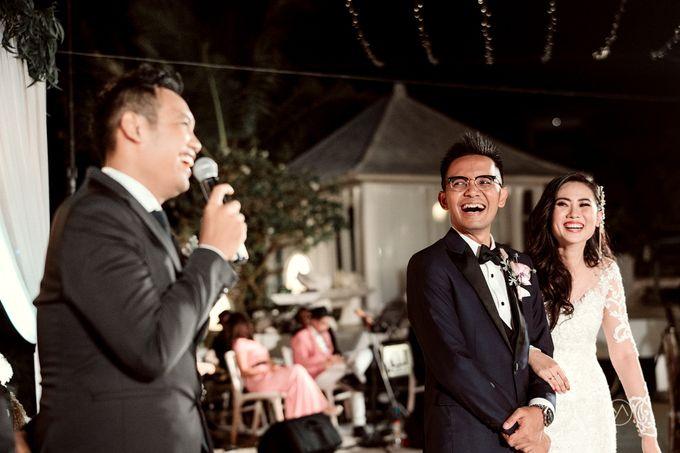 The Wedding of Stella & Fajar by Bali Eve Wedding & Event Planner - 035