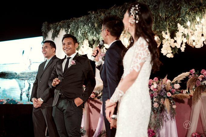 The Wedding of Stella & Fajar by Bali Eve Wedding & Event Planner - 036