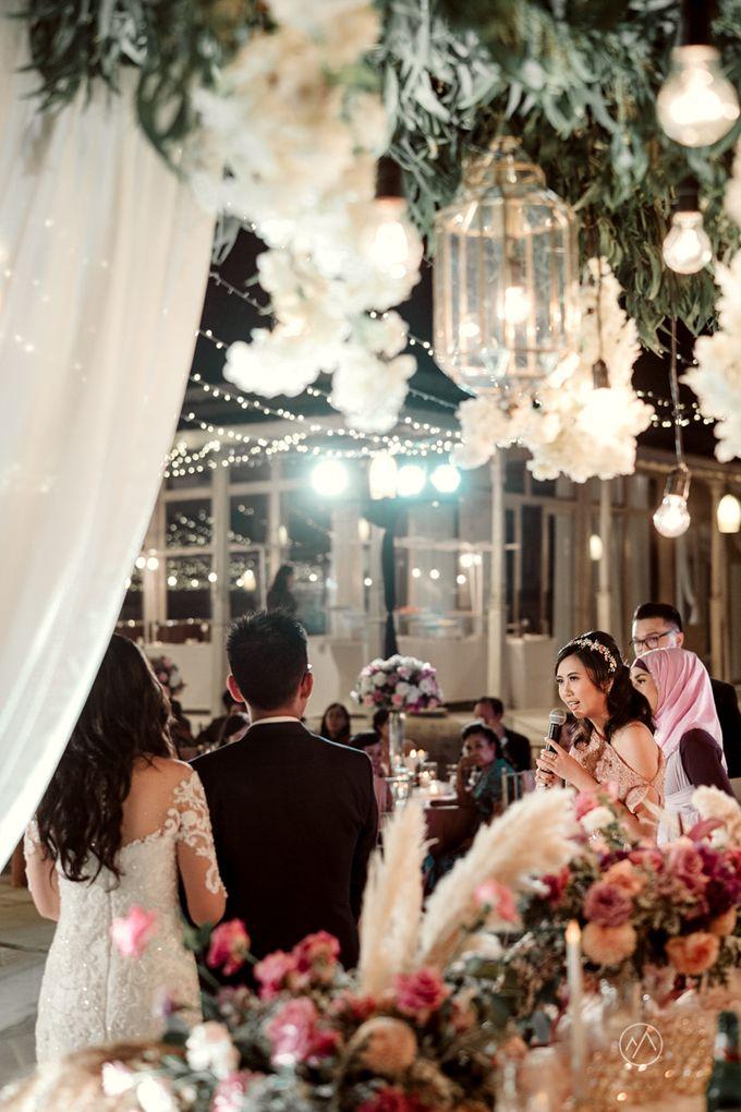 The Wedding of Stella & Fajar by Bali Eve Wedding & Event Planner - 034