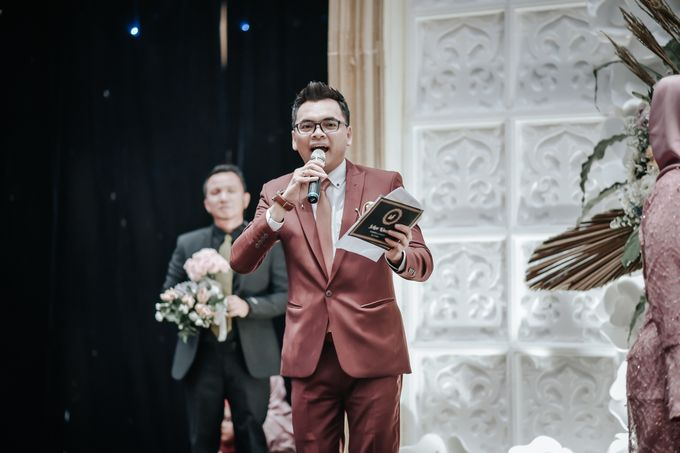 Debby & Bangun Wedding by HENRY BRILLIANTO - 012