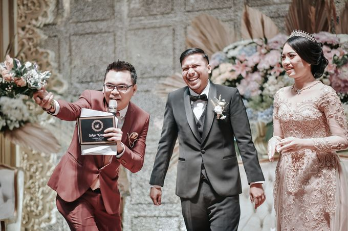 Debby & Bangun Wedding by HENRY BRILLIANTO - 013