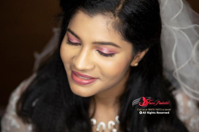 Weddings by Face Palette by Lekshmi Menon - 002