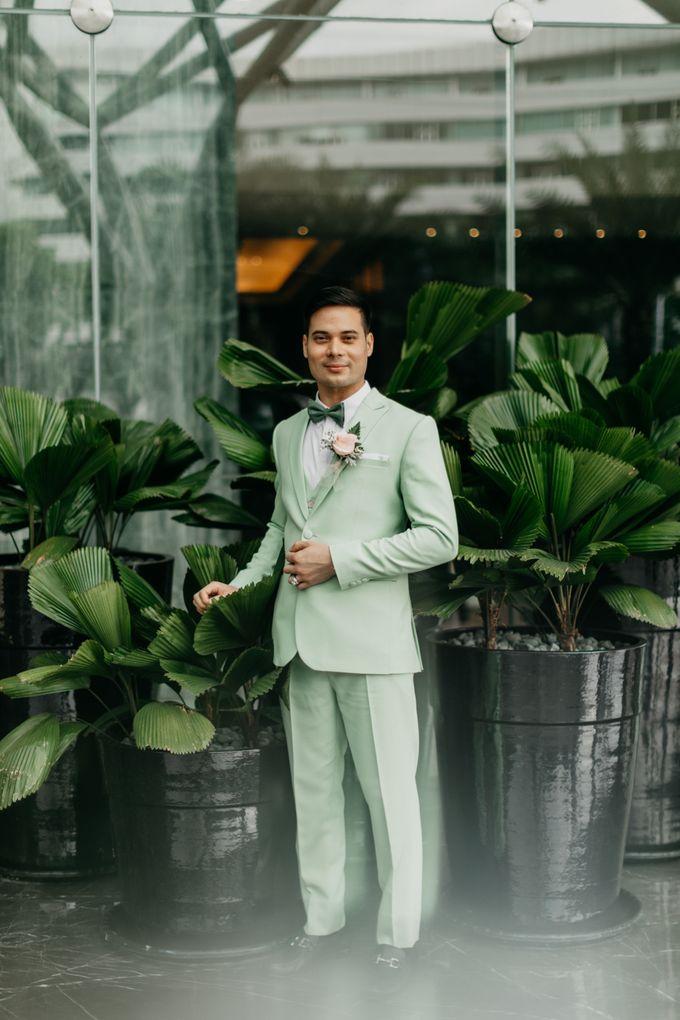 Wedding Day : Chris & Alexa by CARA wedding - 004
