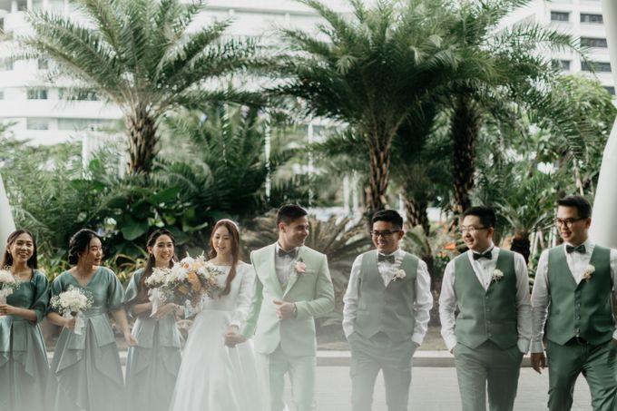 Wedding Day : Chris & Alexa by CARA wedding - 007
