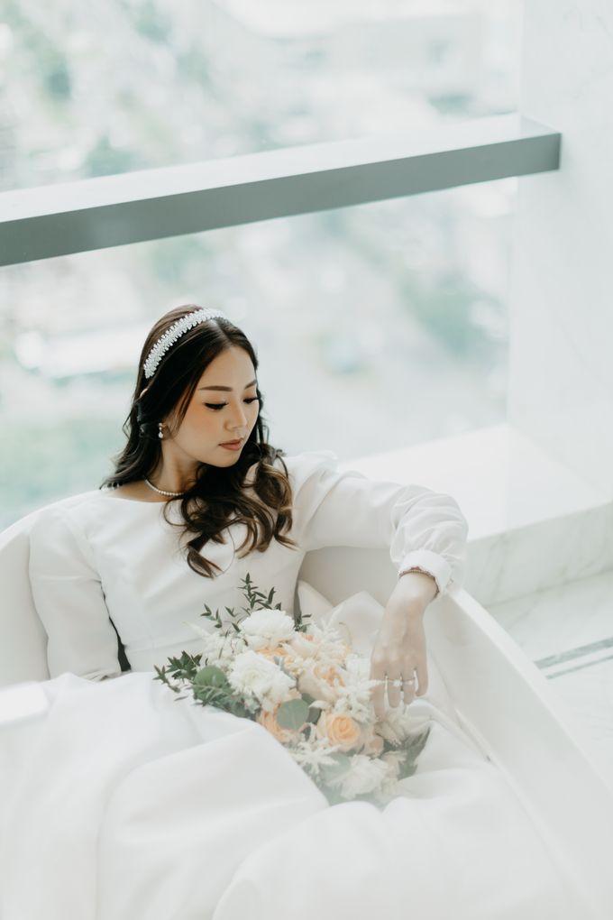 Wedding Day : Chris & Alexa by CARA wedding - 001