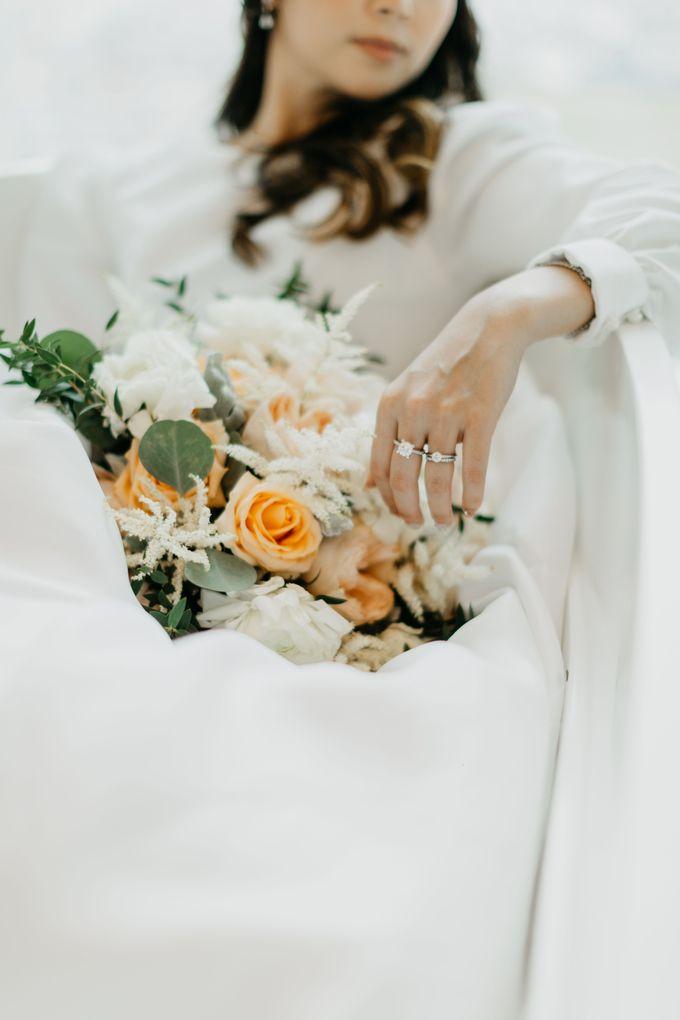 Wedding Day : Chris & Alexa by CARA wedding - 008