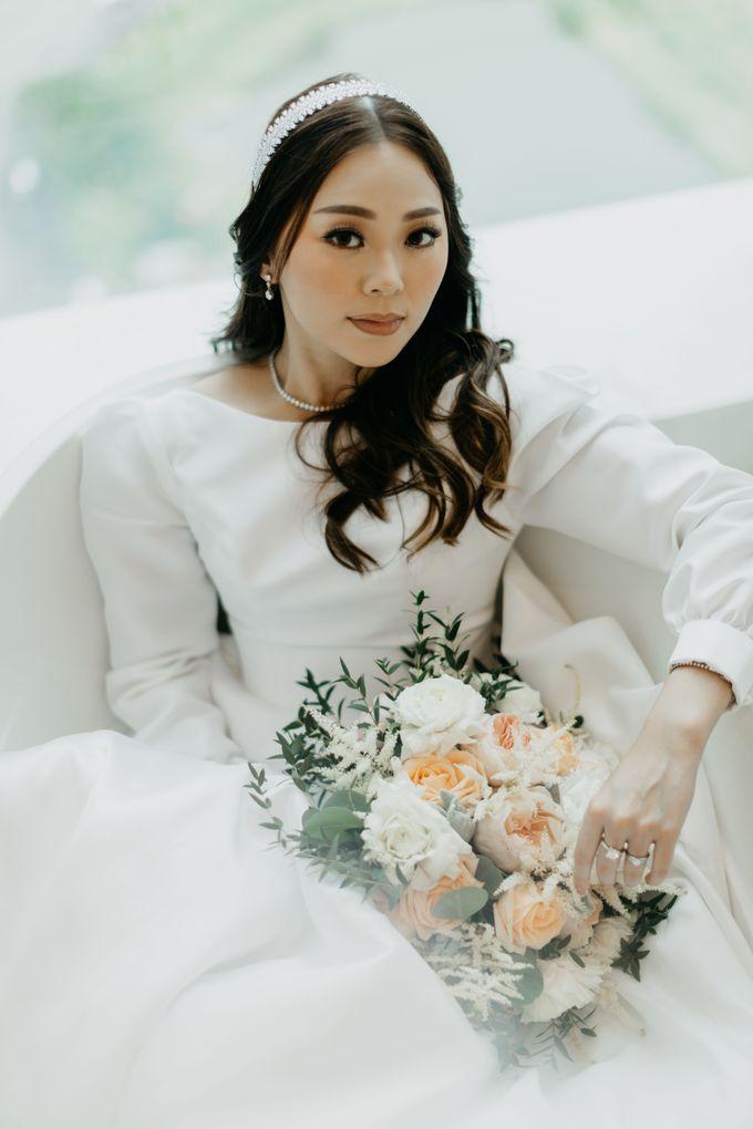 Wedding Day : Chris & Alexa by CARA wedding - 009