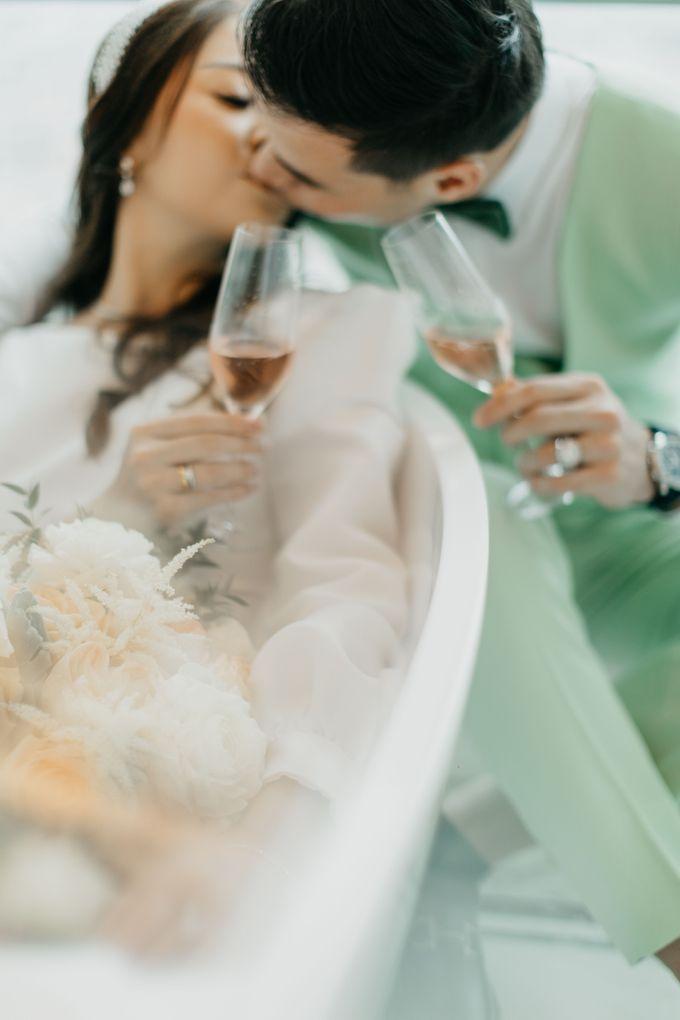 Wedding Day : Chris & Alexa by CARA wedding - 010