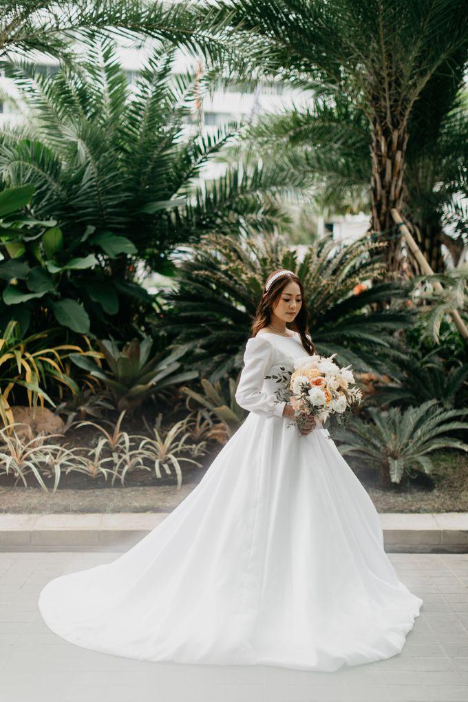 Wedding Day : Chris & Alexa by CARA wedding - 003