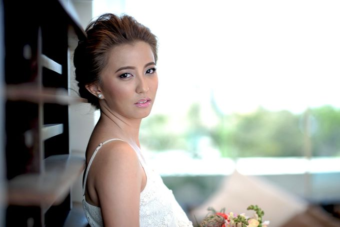 Weindrich & Christel Wedding by Melody Tinoy Makeup Artist - 004