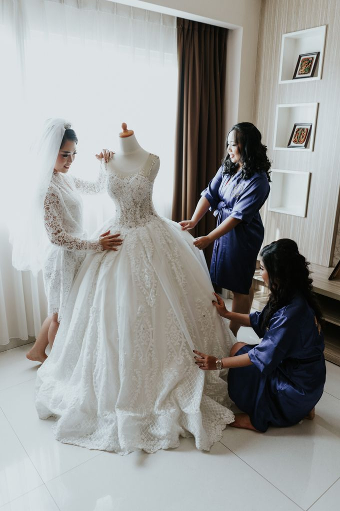 The Wedding of Christian & Agnes by Memoira Studio - 010