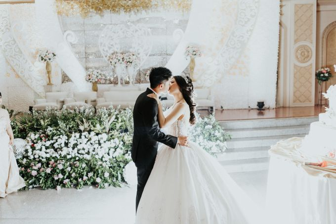 The Wedding of Christian & Agnes by Memoira Studio - 040