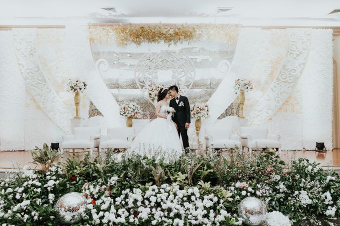 The Wedding of Christian & Agnes by Memoira Studio - 041