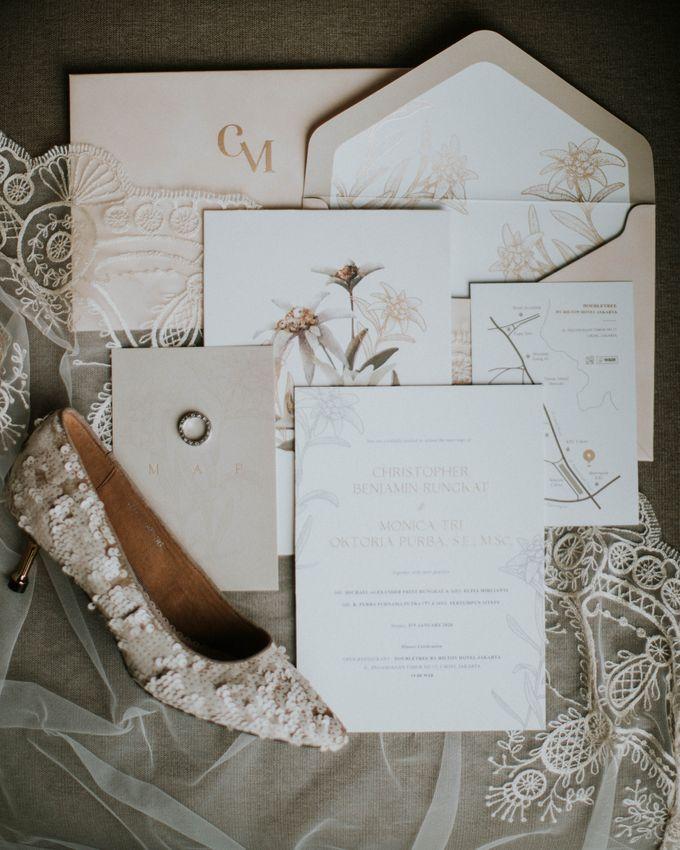 THE WEDDING OF CHRISTOPHER & MONICA by Cerita Bahagia - 002