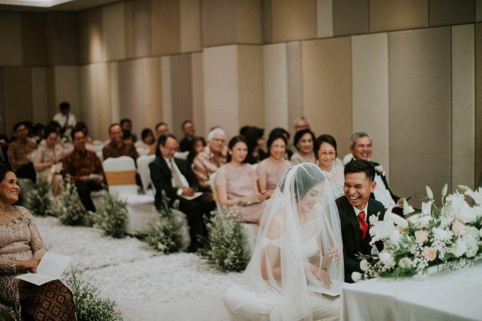 THE WEDDING OF CHRISTOPHER & MONICA by Cerita Bahagia - 005