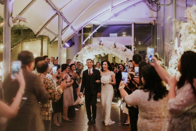 THE WEDDING OF CHRISTOPHER & MONICA by Cerita Bahagia - 001