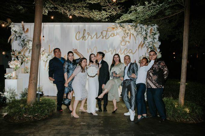 THE WEDDING OF CHRISTOPHER & MONICA by Cerita Bahagia - 009