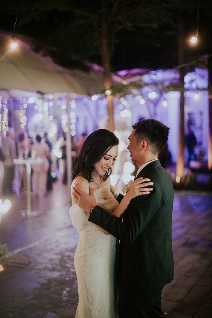 THE WEDDING OF CHRISTOPHER & MONICA by Cerita Bahagia - 010