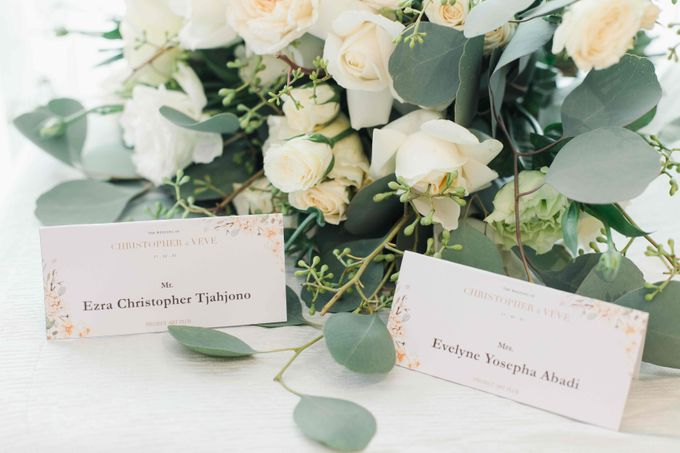 CHRISTOPHER & EVELYN WEDDING DAY by IORI PHOTOWORKS - 018