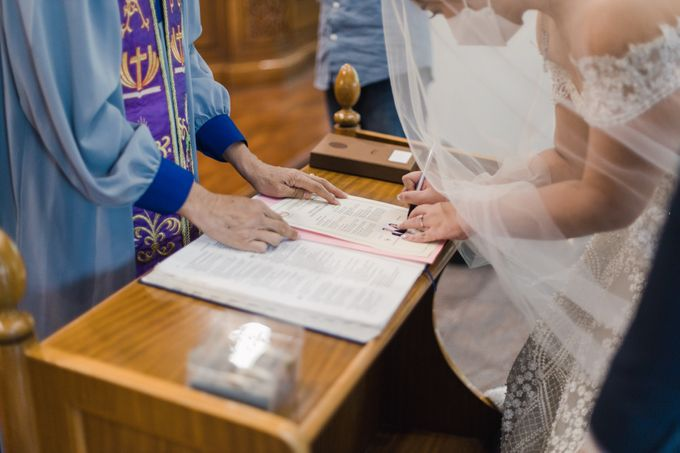 CHRISTOPHER & EVELYN WEDDING DAY by IORI PHOTOWORKS - 014