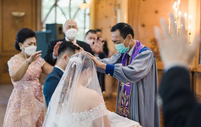 CHRISTOPHER & EVELYN WEDDING DAY by IORI PHOTOWORKS - 015