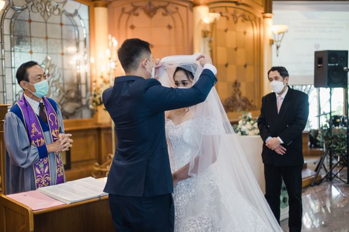 CHRISTOPHER & EVELYN WEDDING DAY by IORI PHOTOWORKS - 012
