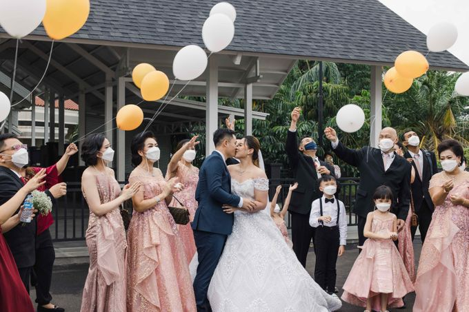 CHRISTOPHER & EVELYN WEDDING DAY by IORI PHOTOWORKS - 016