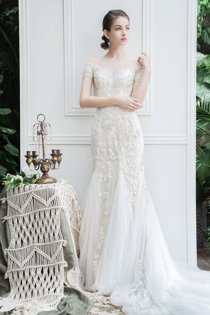 New Gown Collection 2019 by My Dream Wedding - 004