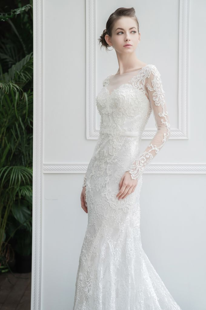 New Gown Collection 2019 by My Dream Wedding - 005