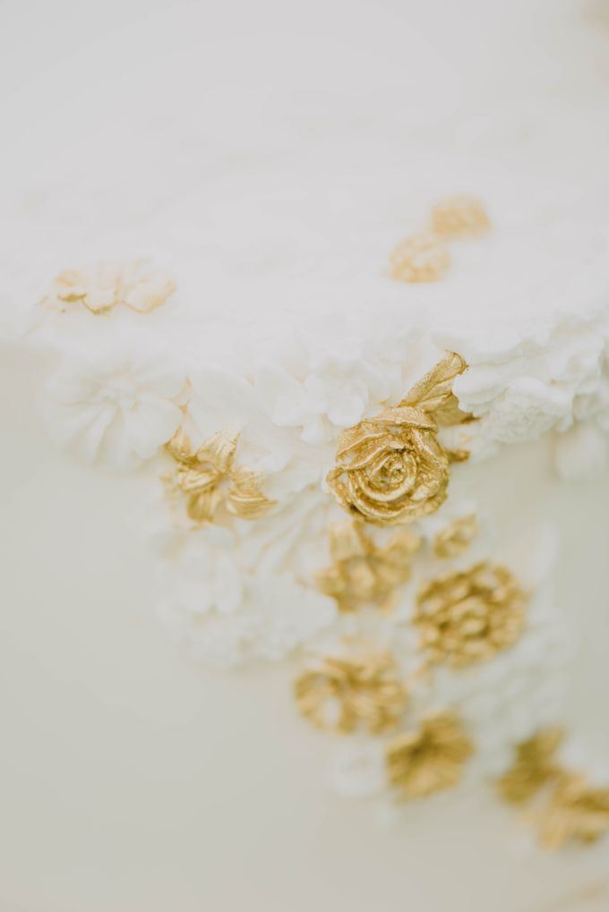 Beauty and the Beast Garden Wedding by Blossoms Bridal & Occasions - 001