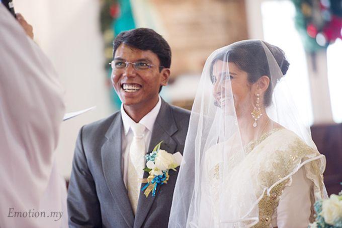 Csi christian wedding