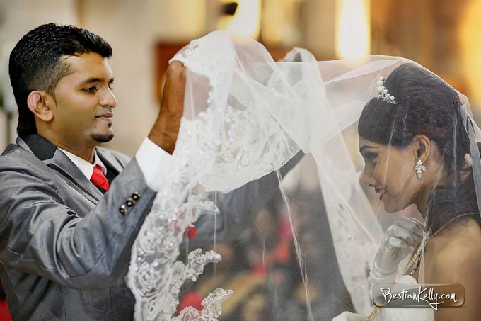 Church Wedding by BestianKelly Photography - 003