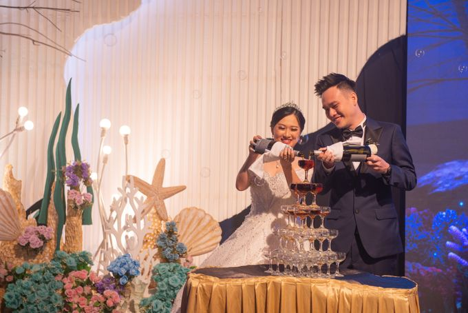 The Wedding of Hansen & Jessica by Lasika Production - 004