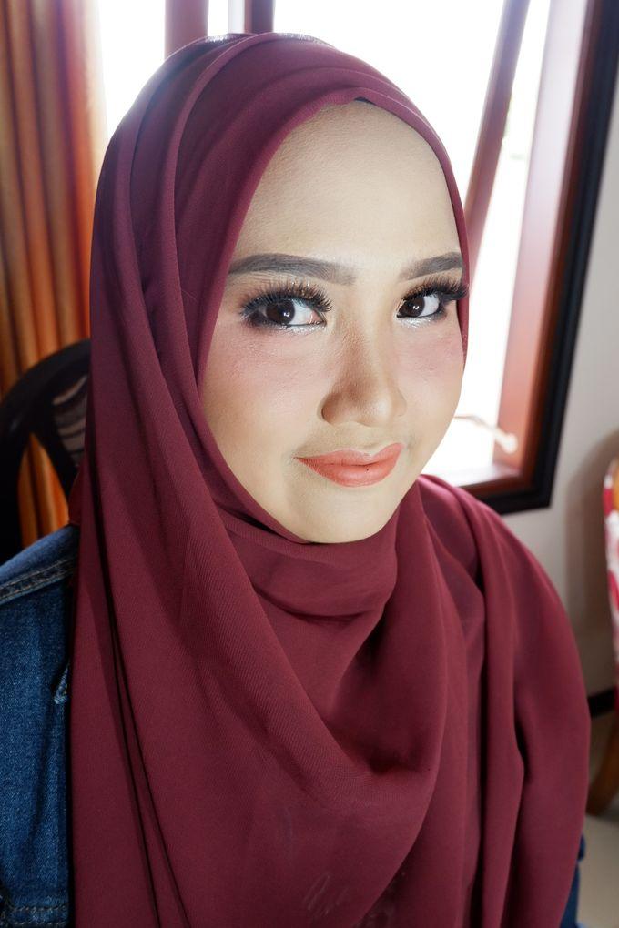 Natural Makeup party by awmodis.makeup - 004