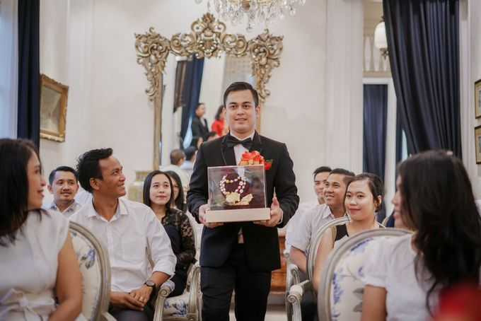 Wedding at Rumah Heritage Jakarta by Plataran Indonesia - 004