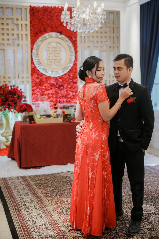 Wedding at Rumah Heritage Jakarta by Plataran Indonesia - 011