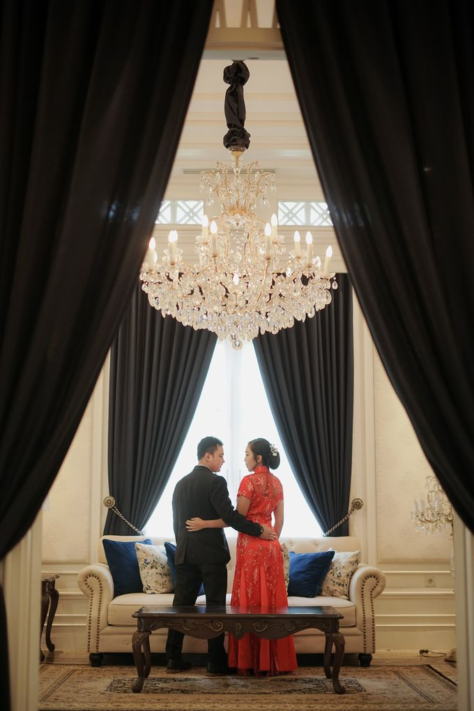 Wedding at Rumah Heritage Jakarta by Plataran Indonesia - 016