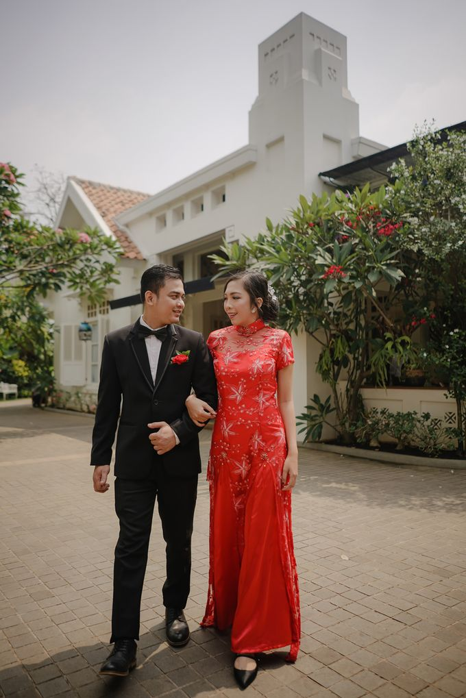 Wedding at Rumah Heritage Jakarta by Plataran Indonesia - 017
