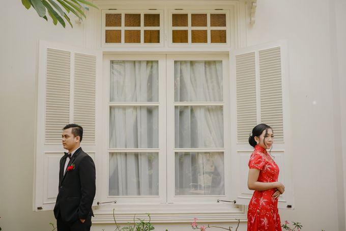 Wedding at Rumah Heritage Jakarta by Plataran Indonesia - 018