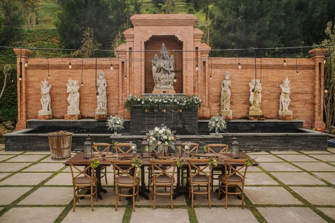 Wedding at Plataran Bromo by Plataran Indonesia - 034