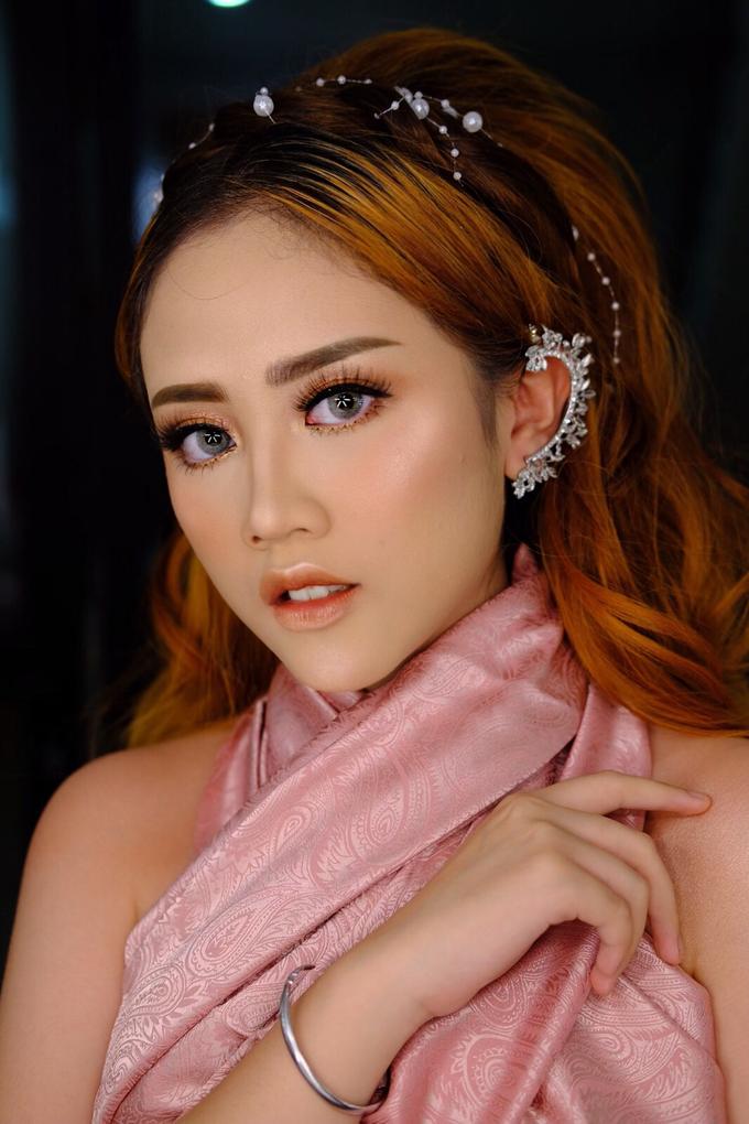 Modern look wedding by Ciel Makeup Artist - 001