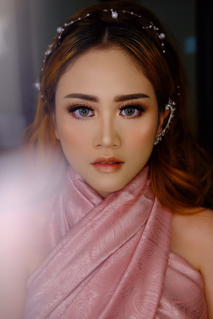 Modern look wedding by Ciel Makeup Artist - 003