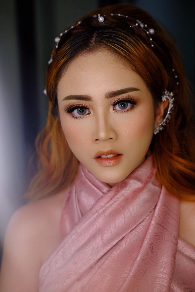 Modern look wedding by Ciel Makeup Artist - 002