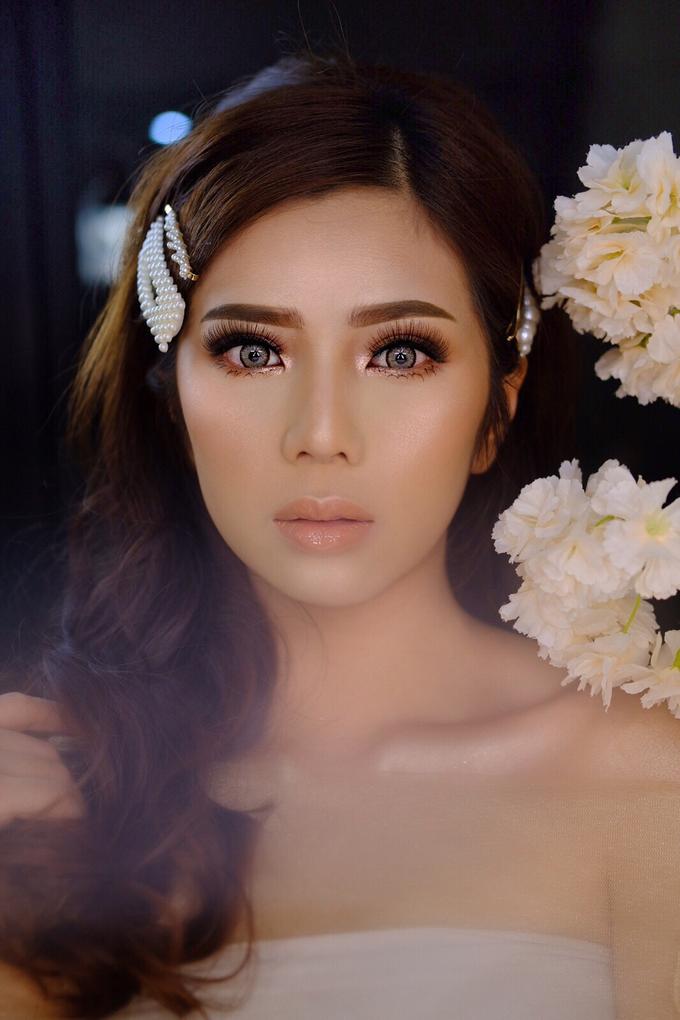 Modern look wedding by Ciel Makeup Artist - 005