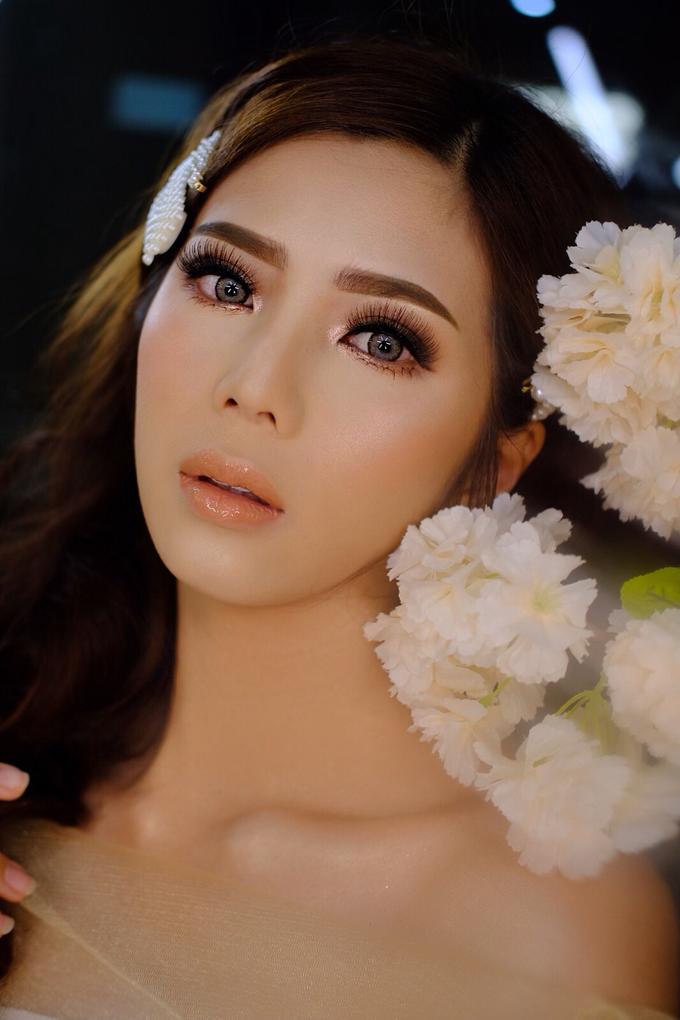 Modern look wedding by Ciel Makeup Artist - 004