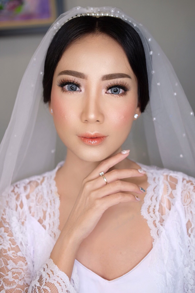 David & mei wedding by Ciel Makeup Artist - 003