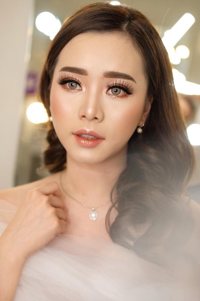 Wedding makeup class by Ciel Makeup Artist - 003